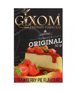 Табак GIXOM Strawberry Pie 50 гр