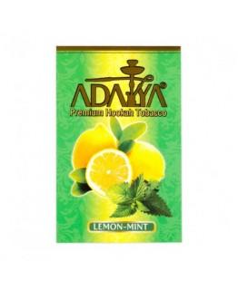 Табак ADALYA Lemon Mint 50 g