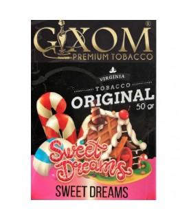 Табак GIXOM Sweet Dreams 50 гр