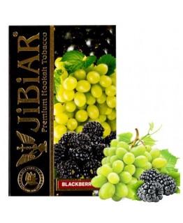 Табак Jibiar BlackBerry Grape 50 гр