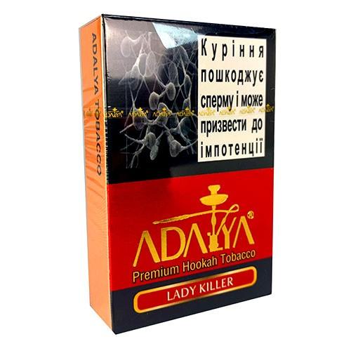 Табак акциз ADALYA Lady Killer 50 g