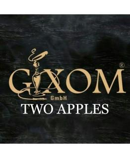 Табак GIXOM Two Apples 200 гр