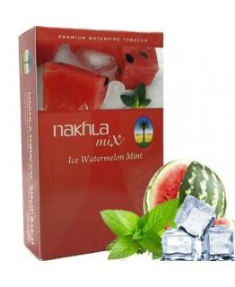 Табак NAKHLA Mix Ice Watermelon Mint 50 гр