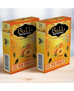 Табак BALLI Ice Tea Peach 50 gr
