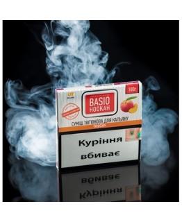 Табак акциз Basio Персик 100 гр