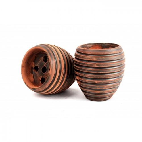 Чаша из красной глины Hive