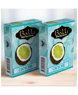 Табак BALLI Coco Lime 50 gr