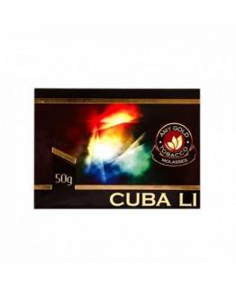 Табак AMY Gold Cuba Li 50 гр
