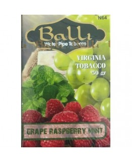 Табак BALLI Grape Raspberry Mint 50 gr
