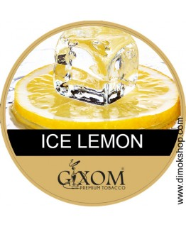 Табак GIXOM Ice Lemon 200 гр