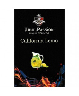 Табак Акциз TRUE PASSION California Lemo 50 гр