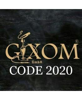 Табак GIXOM Code 2020 200 гр