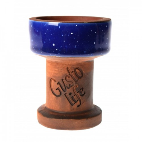 Чаша Gusto Bowls Rook №2 Blue