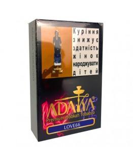 Табак акциз ADALYA Love 66 50 g
