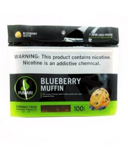 Табак FUMARI  Blueberry Muffin 100 гр