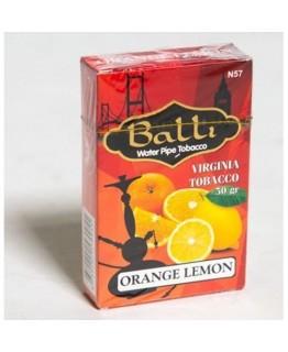 Табак BALLI Orange Lemon 50 gr