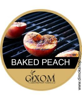 Табак GIXOM Baked Peach 200 гр