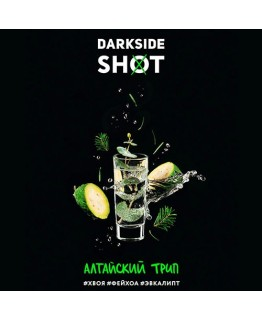 Табак Darkside Shot Алтайский трип 30 гр