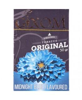 Табак GIXOM Midnight Blue 50 гр
