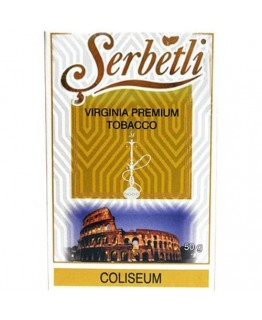 Табак SERBETLI Coliseum 50gr