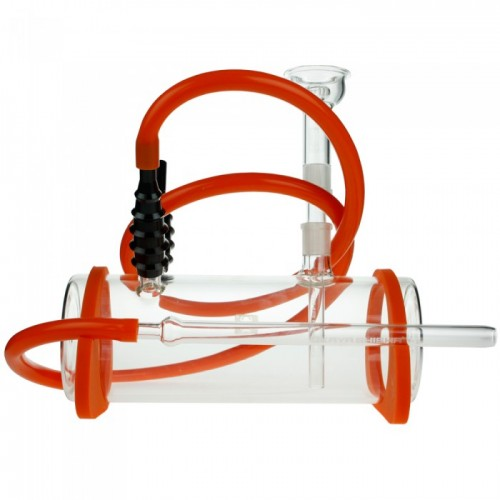 Кальян Kaya Tanktube Glass - Hookah with Silicone feet and Cone Connection