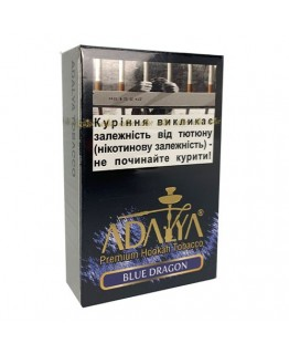 Табак акциз ADALYA Blue Dragon 50 g