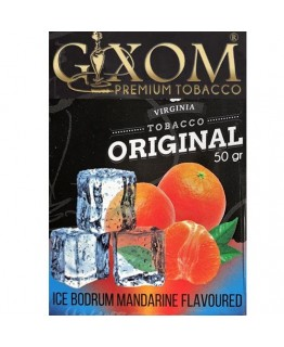 Табак GIXOM Ice Bodrum Mandarin 50 гр