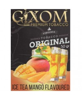 Табак GIXOM Ice Tea Mango 50 гр