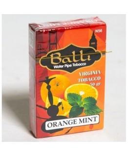 Табак BALLI Orange Mint 50 gr