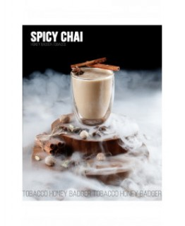 Табак Honey Badger Spicy chai, Wild 40 гр