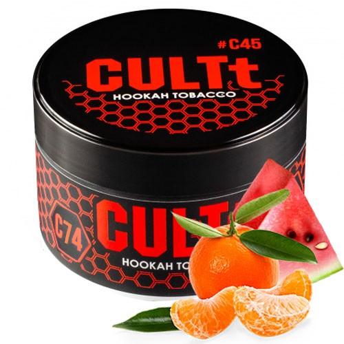 Табак CULTt C74 Watermelon Tangerine 100 гр