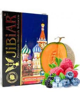 Табак Jibiar Moscow Night 50 гр