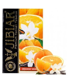 Табак Jibiar Orange Vanilla 50 гр