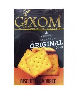 Табак GIXOM Biscuit 50 гр