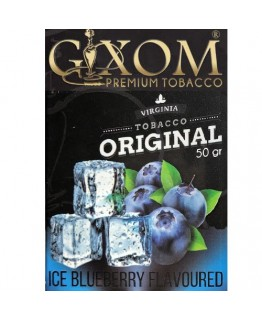 Табак GIXOM Ice Blueberry 50 гр