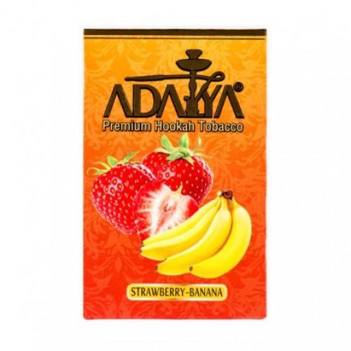 Табак ADALYA Strawberry Banana 50 g