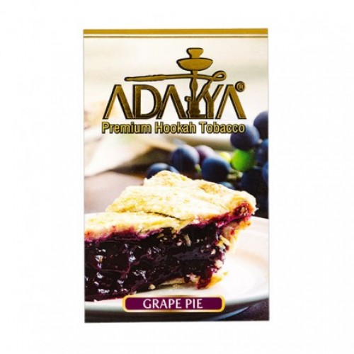 Табак ADALYA Grape Pie 50 g