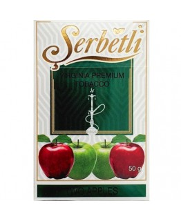 Табак SERBETLI Two Apple 50gr