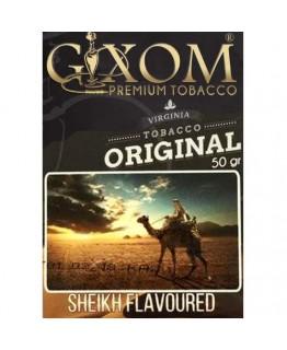 Табак GIXOM Sheikh 50 гр