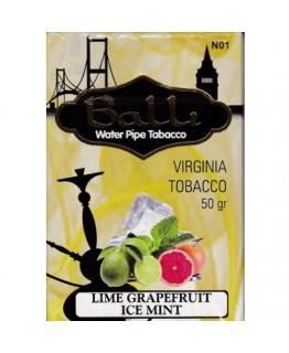 Табак BALLI Lime Grapefruit Ice Mint 50 gr