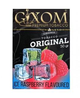 Табак GIXOM Ice Raspberry 50 гр