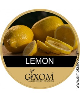 Табак GIXOM Lemon 200 гр