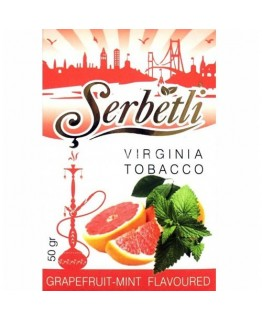 Табак SERBETLI Grapefruit Mint 50gr