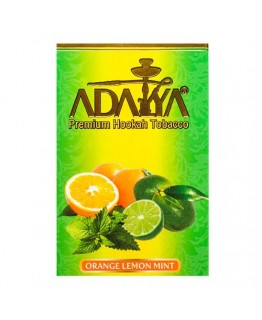 Табак ADALYA Orange Lemon Mint 50 g