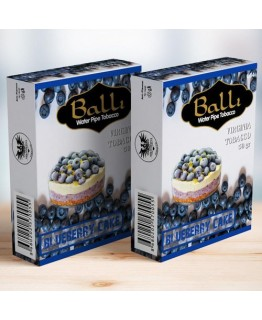 Табак BALLI Blueberry Cake 50 gr