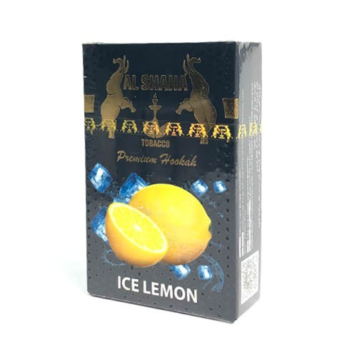 Табак AL SHAHA Ice Lemon 50 гр