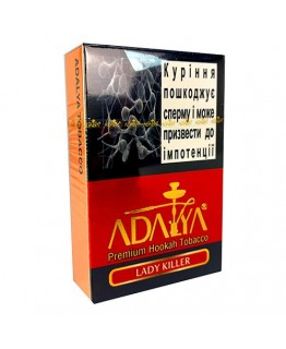 Табак акциз ADALYA Lady Killer 50 g