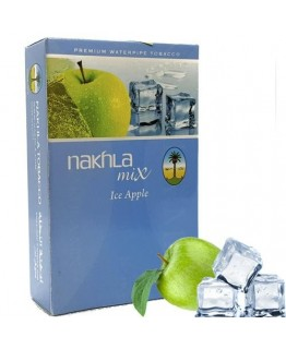 Табак NAKHLA Mix Ice Apple 50 гр