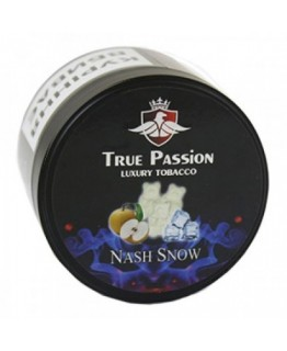 Табак Акциз TRUE PASSION Nashi Snow 100 гр