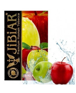 Табак Jibiar Two Apple 50 гр
